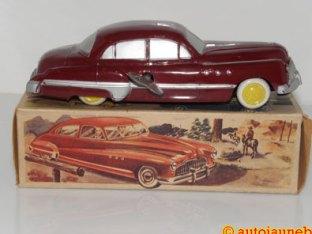 Buick Wittrock avec son remontoir