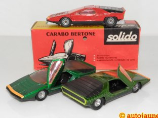 Alfa Romeo Carabo Bertone de Solido