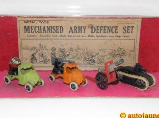 Jo Hill Co coffret Metal Toys