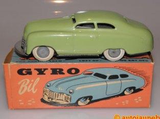 Gyro Bil et sa boîte