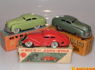 Gyro, Miraco et Rico Auto-Stop