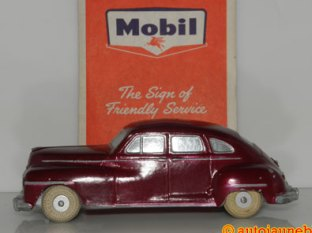 National Products Mobil The Sing of Friendly Service