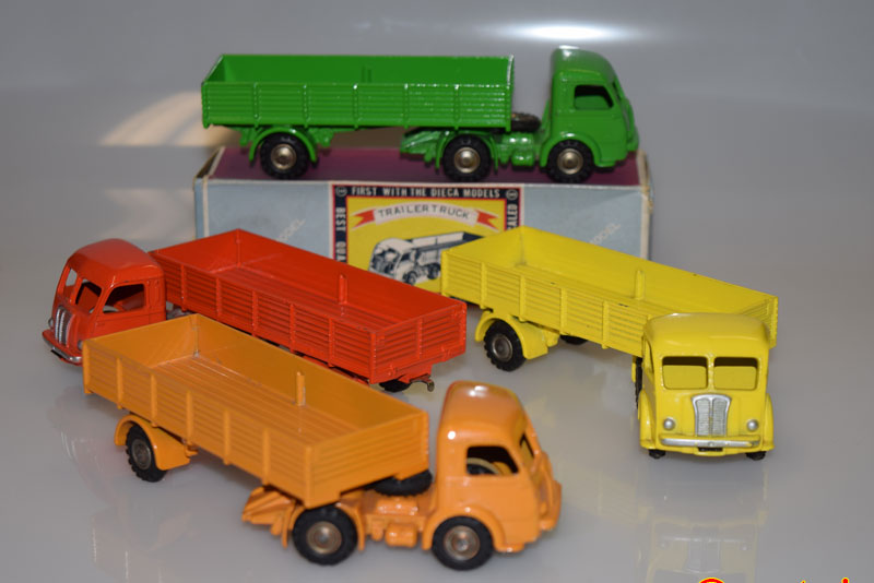 Panhard différents modèles