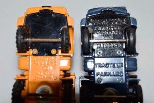 Tracteur Panhard
