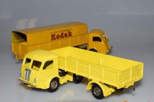 Panhard dont un camion Kodack