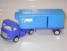 """AEC tracteur semi remorque frigo """"Albert Heijn"""" (Pays Bas)"""