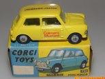 Corgi Toys Colman's Mustard