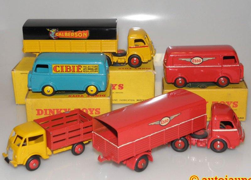 Dinky Toys Cibié