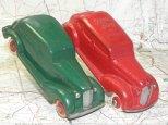 Modèle en rubber