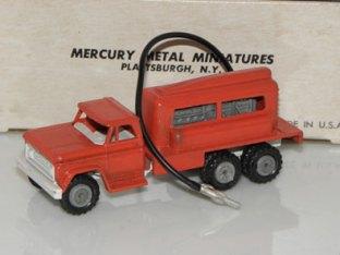 Mercury : Chevrolet avec compresseur