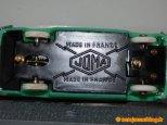 modèle Joma: Norev avec moteur électrique
