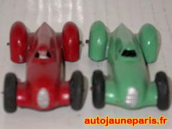 Auto Union Dinky Toys avec ou sans personnage