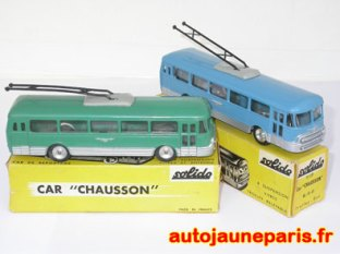 Chausson Trolleybus