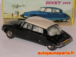 Dinky Toys DS présidentielle