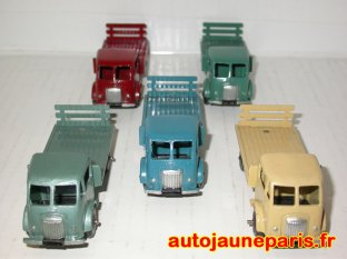 Ford 25 H couleurs assorties
