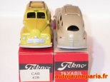 Tekno Ford taxi export