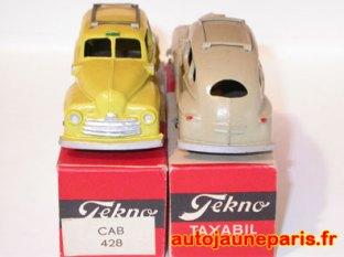 Tekno Ford taxi export