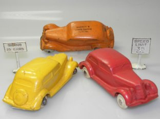 Ford Rubber