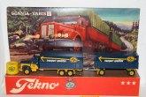 Tekno présentoir pour Scania
