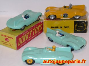 Jaguar Type D