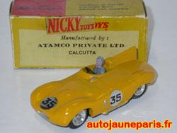 Superbe Nicky Toys Jaguar Type D
