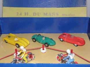Coffret 24 H. du Mans par Minialuxe