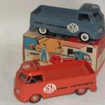 Tekno VW Kombi pick up VW Viser Varevogne
