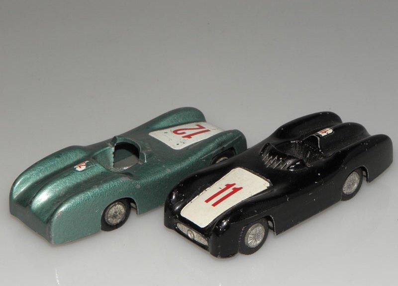 Lion Molberg Mercedes W196