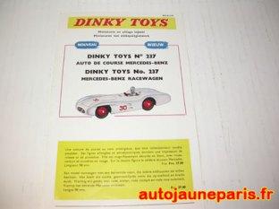 publicité Dinky Toys