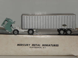 Mercury : rare version