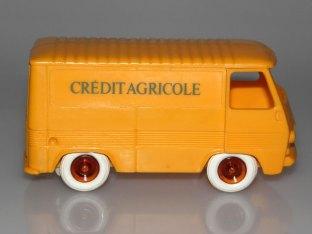 Bourbon Peugeot J7 Crédit Agricole