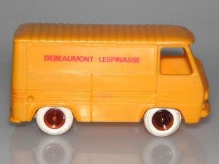 """Bourbon Peugeot J7 """"Debeaumont-Lespinasse"""""""