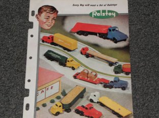 Catalogue Ralstoy