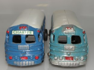 Realistic Toy Charter