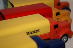 sortie de chaîne Scania Vabis