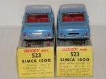 Simca 1500 Dinky Toys