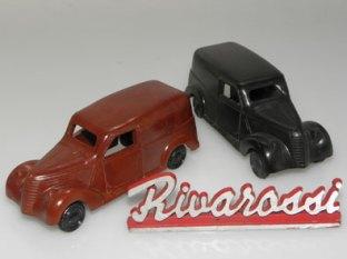 Rivarossi Fiat 1100, fourgonnette