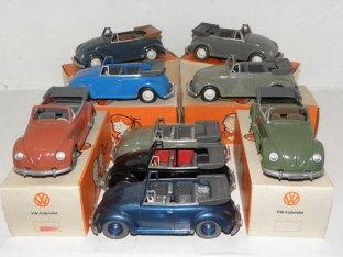 Wiking Volkswagen 1200 cabriolet