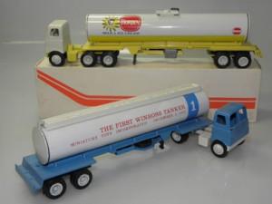 Winross Toys White 5000