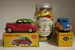 Dinky Toys Austin Devon bicolore