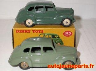 Dinky Toys Austin Devon nuance de vert
