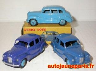 Dinky Toys Austin Devon nuance de bleu