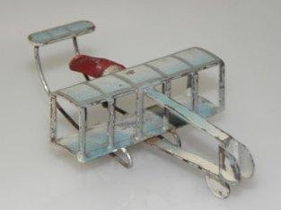 Biplan des frères Wright Plank