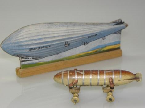 Zeppelin Ernest Plank