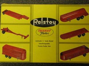 Coffret de Semi-remorques Ralstoy