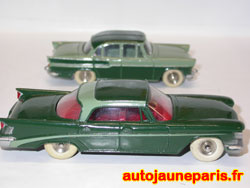 Chrysler Saratoga et Simca Chambord