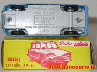 chassis Dalia Solido