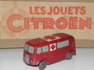 Jouets Citroën TUB ambulance