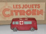 Jouets Citroën TUB ambulance