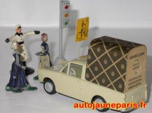 Daf pick-up promotionelle de chez Lion Car